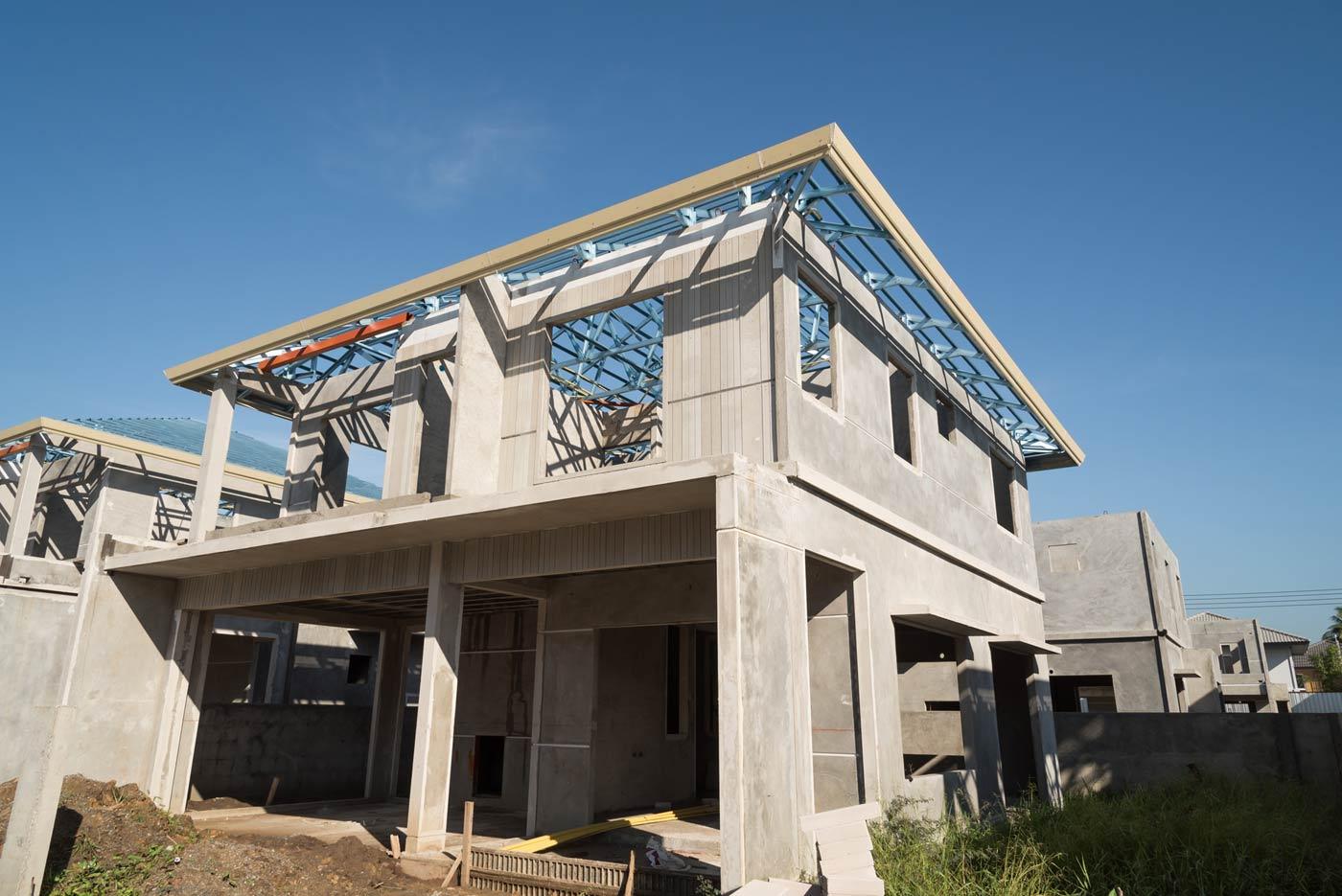 Kompleksowa budowa domu jednorodzinnego przez firmę budowlaną